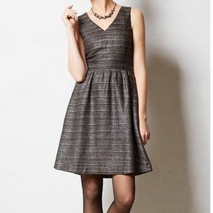 Anthropologie Glissade Dress Size 4
